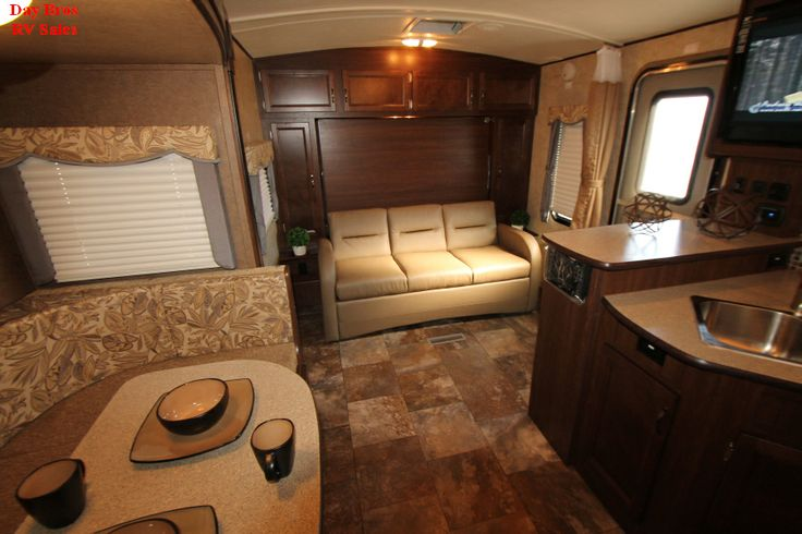 2014 holiday rambler aluma lite 238 bhs travel trailer rv slide