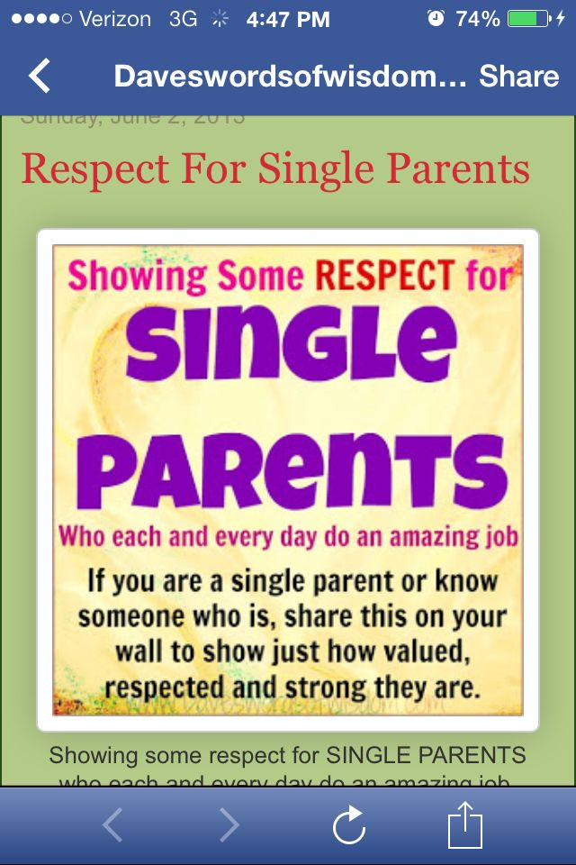 single parenting and college Retention and mental health: college and single parents by lindsey landgraf, msw msw clinical research paper presented to the faculty of the.