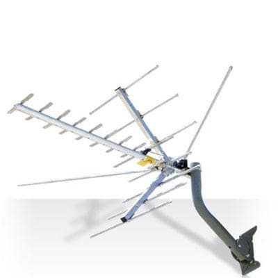 Channel Master - Cm2016 - Outdoor Hdtv Antenna 45M, Clear