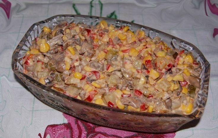 """Самые вкусные рецепты: Салат """"Катерина"""""""