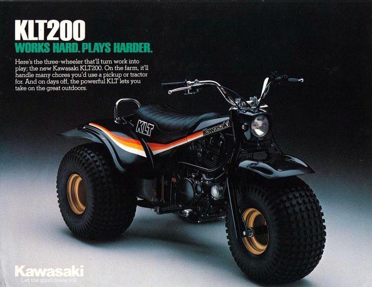 Kawasaki Klt Top Speed