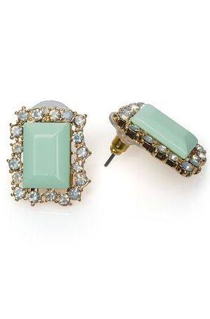 Mint Dream Earrings <3