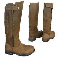 Love these leather riding boots!