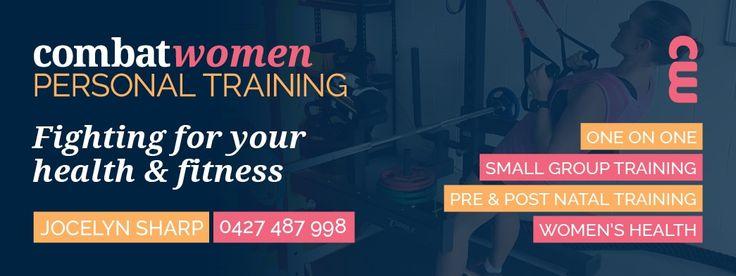 Combat Women Personal Training