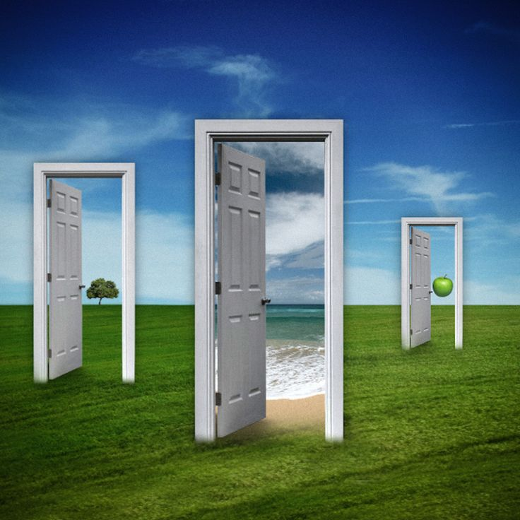 The Doors of Magritte by Carlos Gotay via 500px & 30 best Artists Rule--Magritte images on Pinterest | Rene magritte ...