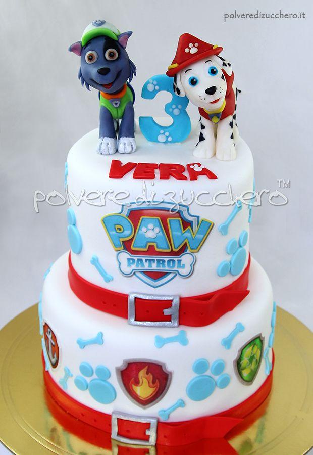 Cake Design Passo A Passo : Las 25+ mejores ideas sobre pastelillos de La Patrulla ...