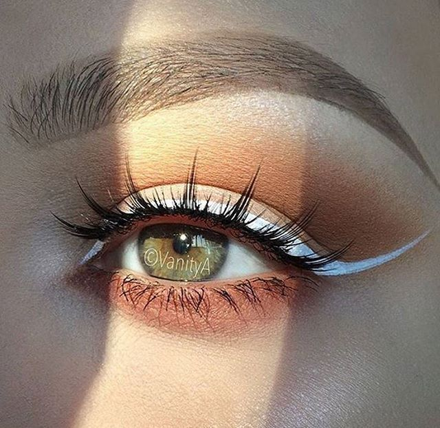 @alexandra_anele, we love your eyeballs!!!   A beautiful combo, White winged liner + Dark Matter stack.  Dark matter is almost here !!! yey! Set your alarm clock, 4/11/16 @ 12pm PST-  #meltcosmetics #meltdarkmatter