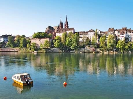 48 hrs in Basel