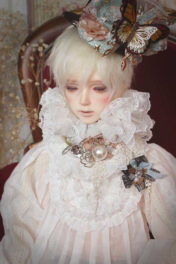Dreaming Miho head migidoll M.a.a.L 狐の月街 bjd maal 狐的月街 人形球體關節娃 ball joint doll