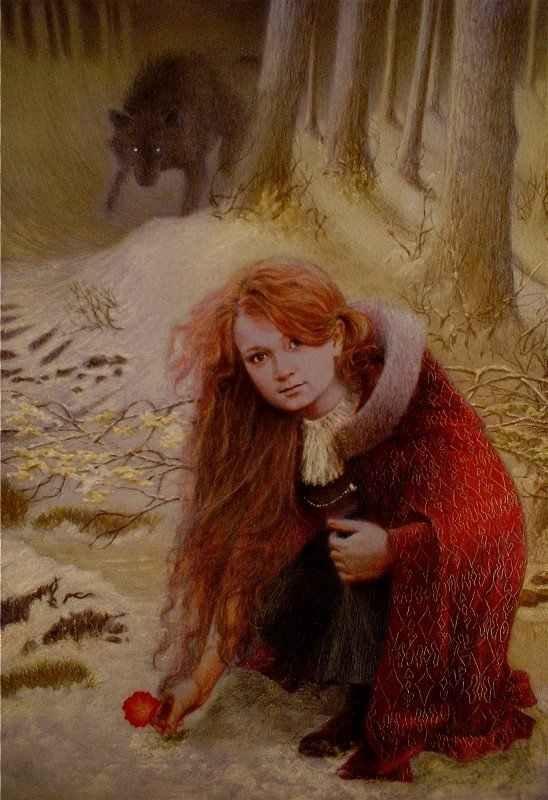 James McPartlin - Little Red Riding Hood