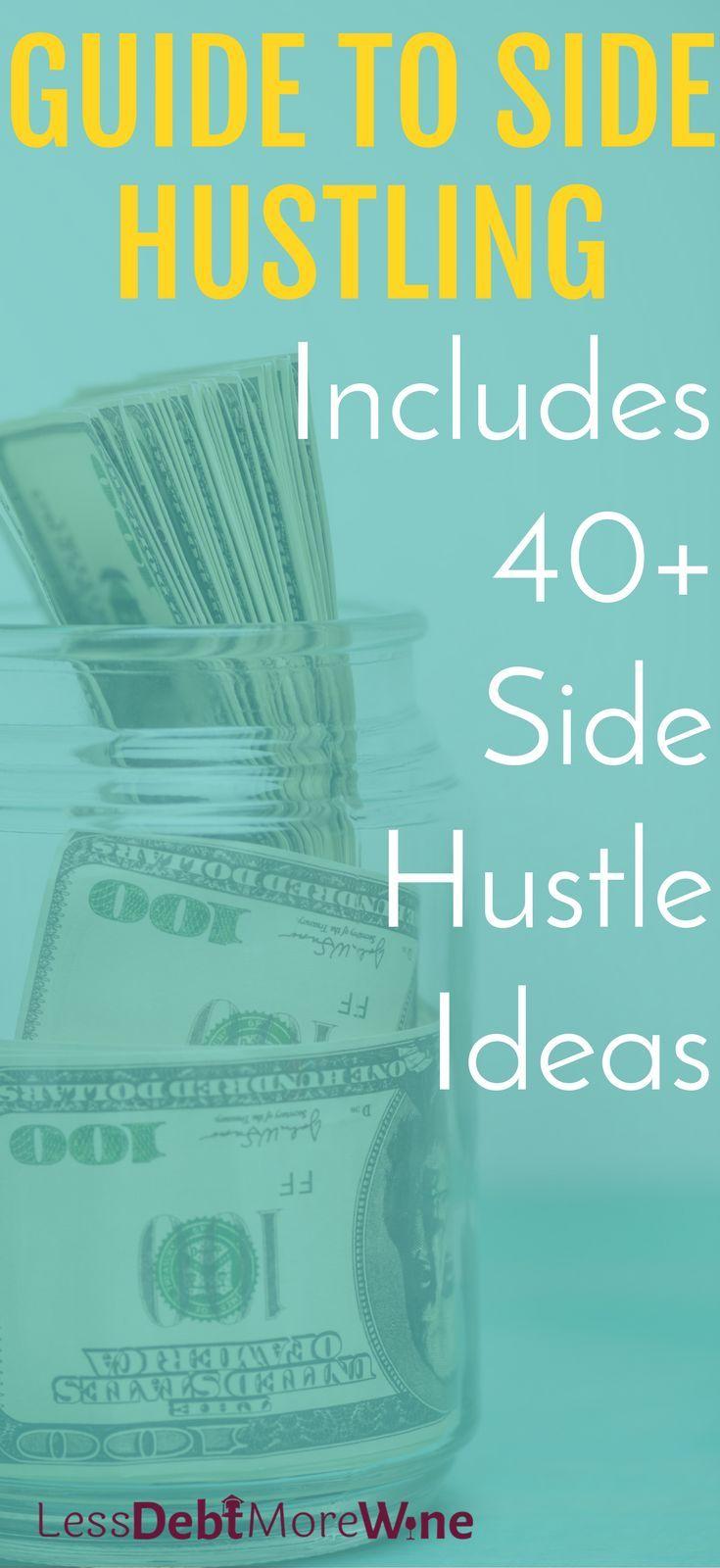 personal finance tips | millennial money tips | side hustle | earn extra money | make extra cash