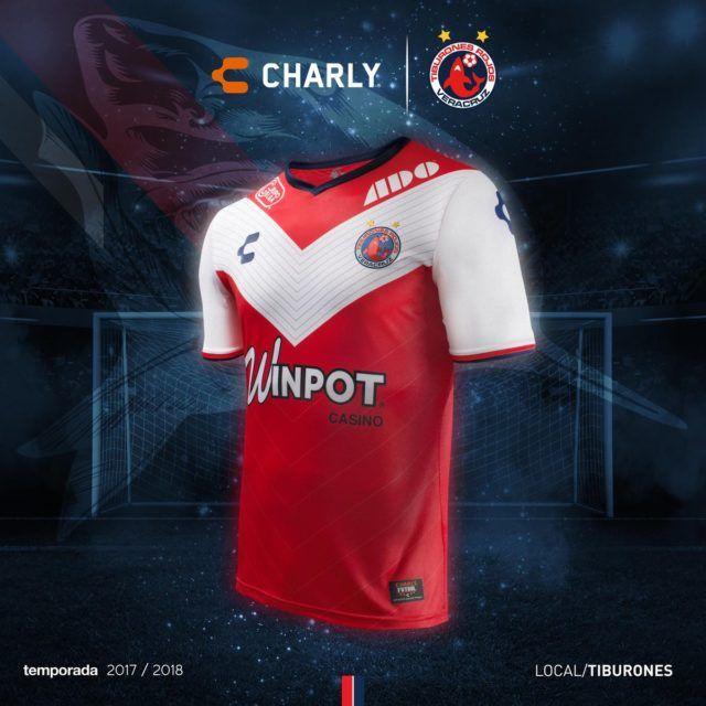 Uniformes Charly Futbol Veracruz 2017-18 - Todo Sobre Camisetas