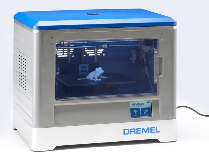 The Idea Builder: Dremel Releases a Mass Market 3D Printer