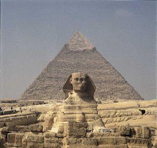 Inilah Sejarah Mitos dan Temuan Arkeologi Piramida Raksasa