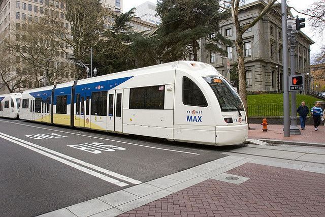 Another good light rail system. Can Light Rail Carry a City's Transit System? - Commute - The Atlantic Cities