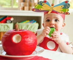 Very Hungry Caterpillar 1st birthday party