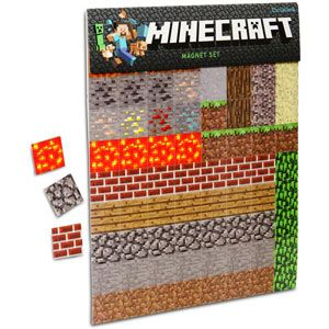 Because we're all addicted to Minecraft, I think this has to become a gift for someone <3