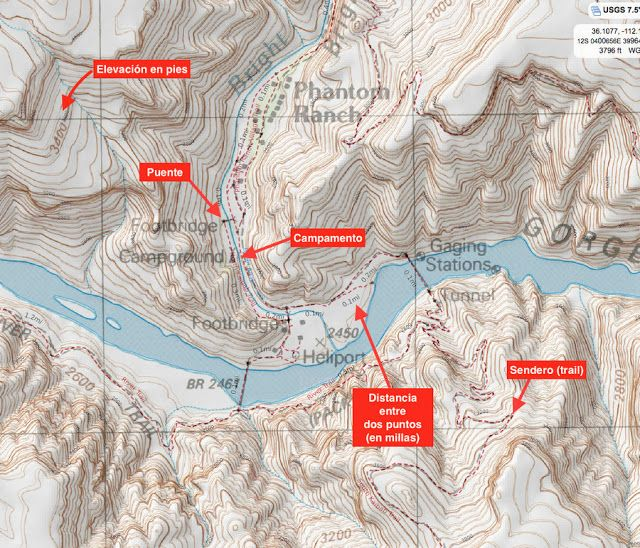 Un buen sitio para crear #mapas #topográficos.