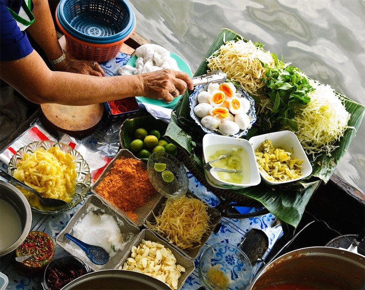 A Taste of South East Asia