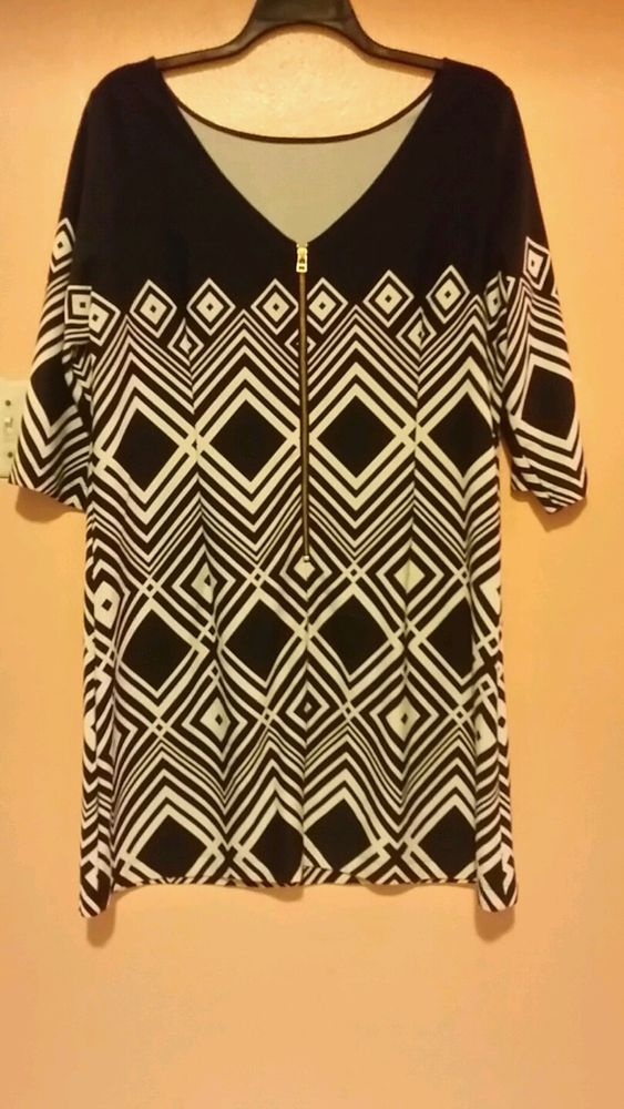 Taylor Women Dress Zippered front  Size 16W #Taylor #Sheath #Anytime