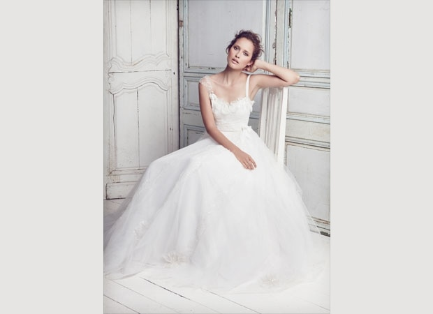 680 best Wedding Gowns & Dresses images on Pinterest | Wedding ...
