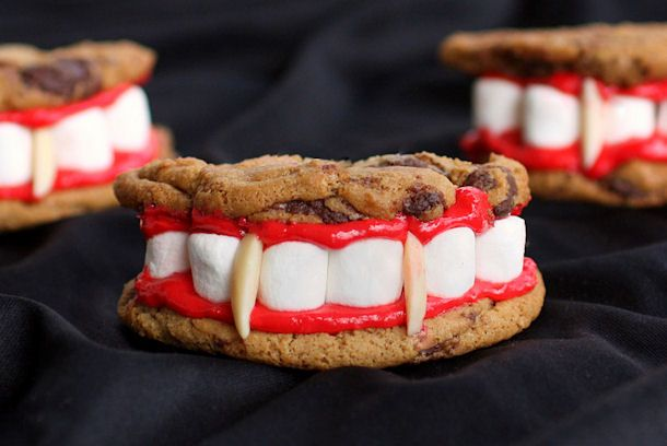 Halloween is tomorrow so here is a recipe for The Devils Dentures. Check it out!  #Dentures #Halloween #Dentures4U  https://www.epicurus.com/food/recipes/devils-dentures/43916/