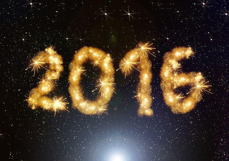 Uspešný a šťastný rok 2016!