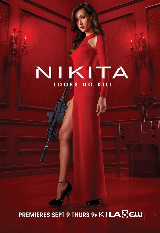 """""""Nikita"""" - Affiches sexy : quand les séries font le trottoir ! [DIAPORAMA] - Dossiers Séries TV - AlloCiné"""