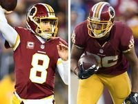 Kirk Cousins rises to No. 70 in Top 100 Players of 2017 - NFL.com