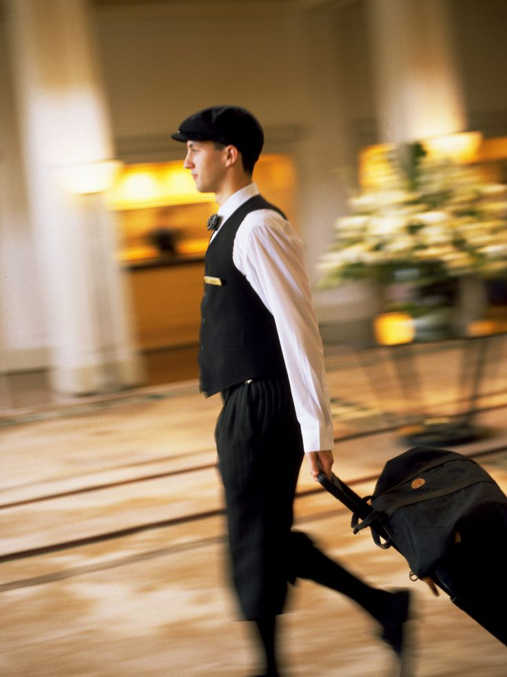 Hyatt Hotel Canberra's guests are greeted by bell staff dressed in traditional 1920's uniforms, perfectly suited to the Hotel's art deco design and charm.