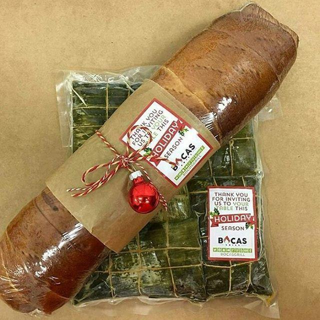 ¿Estás en #Orlando y quieres disfrutar nuestro sabor navideño? Puedes encontrar nuestras Hallacas y Pan de Jamón para disfrutar hoy o en la cena de Navidad en Arepas El Cacao ¡Que las disfruten! #BocasGrill