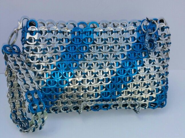 """Can tab clutch-contact thru FB """"EcoChique by: Jamie"""""""