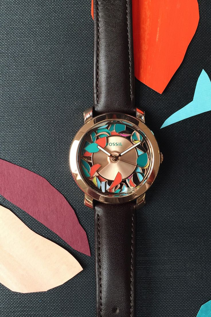 The Limited Edition Holiday Kaleido Watch is made for the curious at heart.