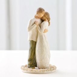 Willow Tree Promise Cake Topper from the Willow Tree SuperStore!