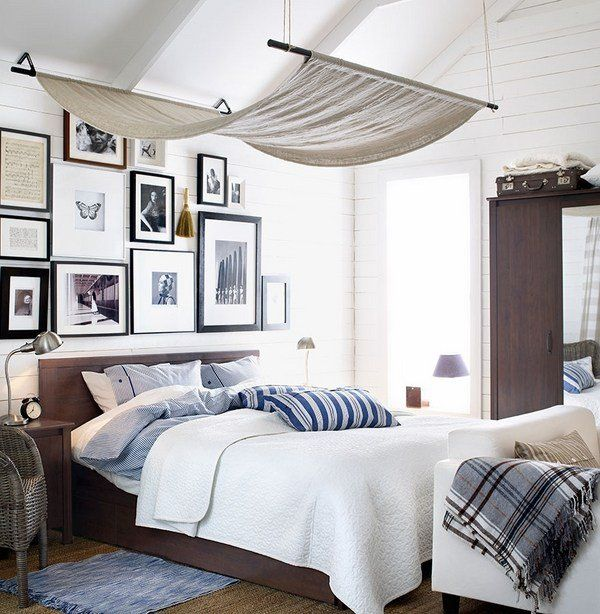 Diy skylight covers and shades ideas modern bedroom design for Bedroom skylight