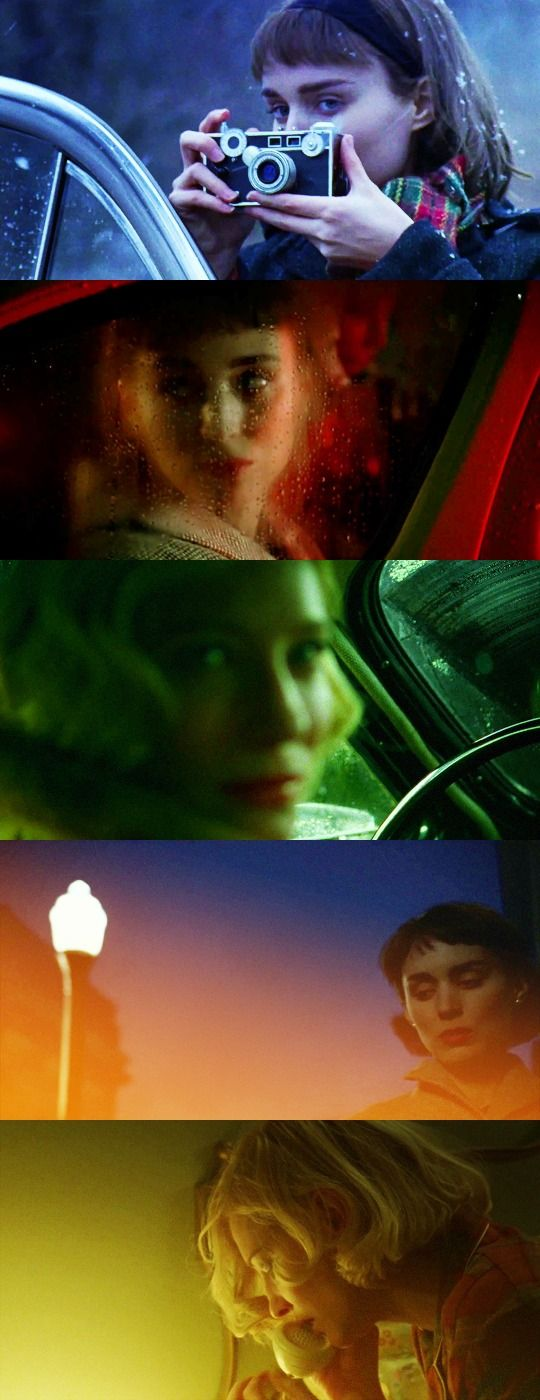 #Carol (Todd Haynes, 2015) Incredible camera work by cinematographer Edward Lachman #Carolmovie #ToddHaynes