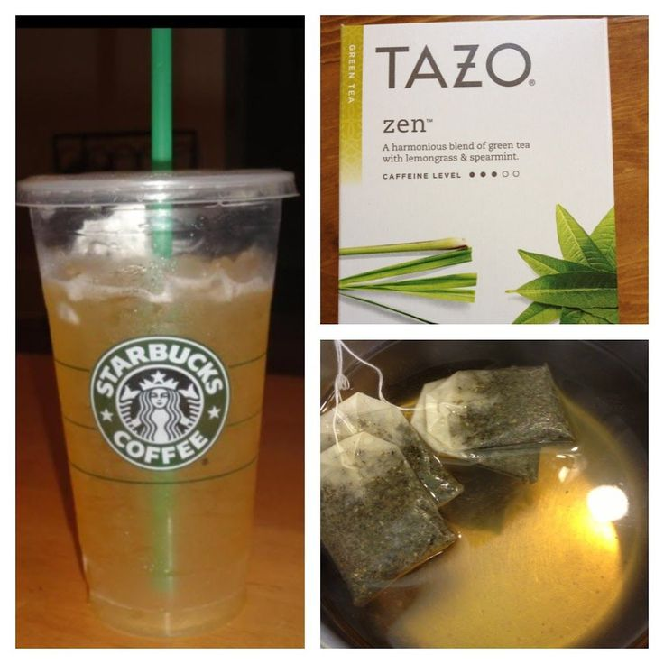 Here is a copycat recipe to make your own Starbucks Venti Iced Green Tea for under .25 cents!