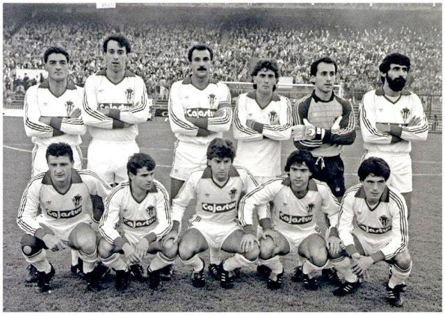 SPORTING DE GIJÓN contra Atlético de Madrid 22/11/1987