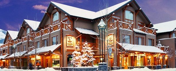 Brewster's Mountain Lodge: One Beauty of a Banff Accommodation - Find out why.