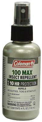 Wisconsin Pharmacal 7434 Insect Repellent 100% Deet 4-oz.
