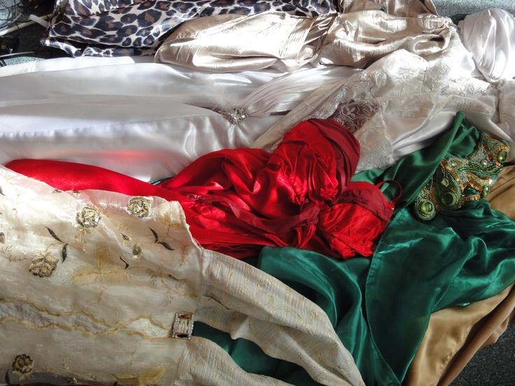 dress/šaty: JKate - Kateřina Ivanová
