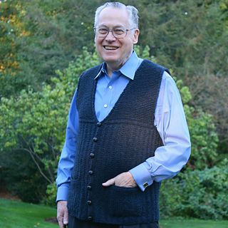 Bumpa's Vest by Knitwise Design