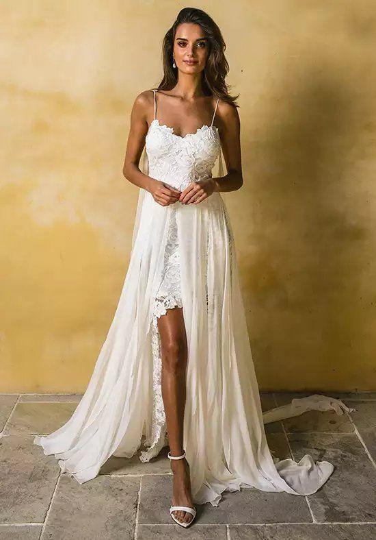 Meilleurs Robes De Mariages : Grace Loves Lace Hollie 2.0 A-Line ...