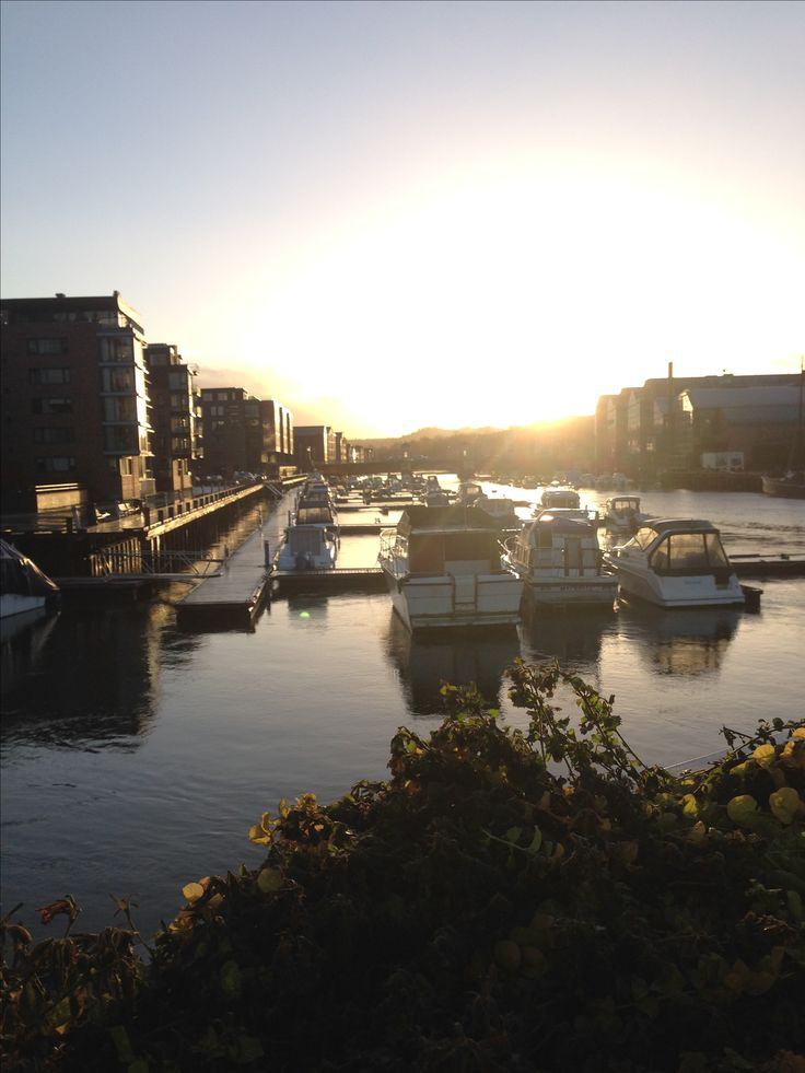 Trondheim lights