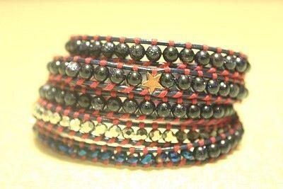 Chanluu style bracelet DIY.. 찬루 스타일 팔찌