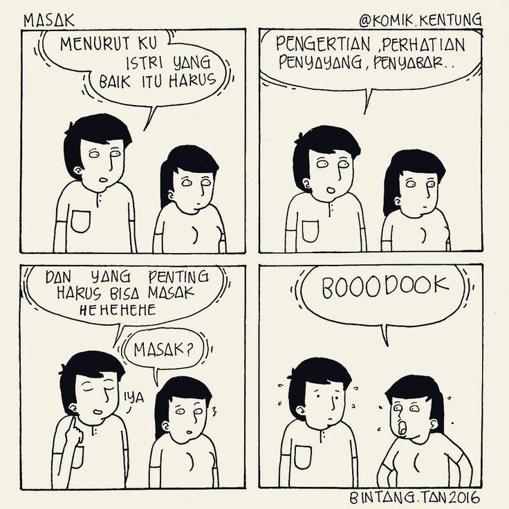 Komik Kentung: Masak!