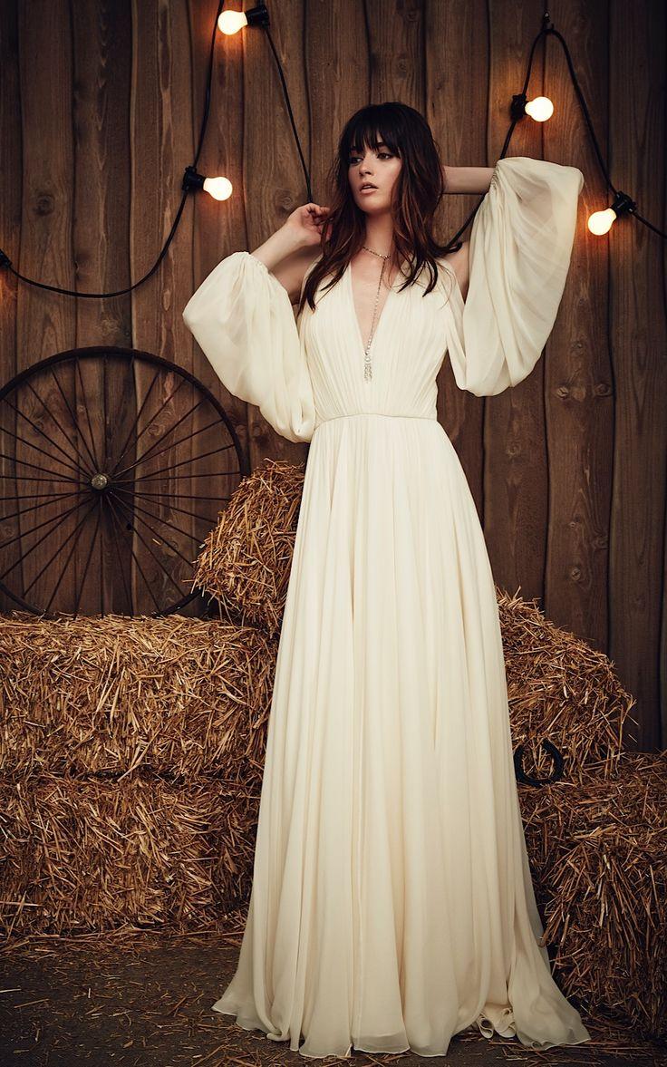 Eddie Jenny Packham wedding dress #weddingdress