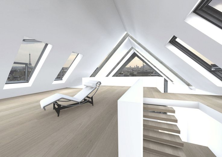 New Vision of the Loft | Fakro - Achilles Kalogridis architecture