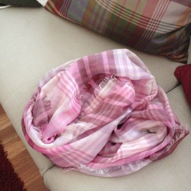 New Mulberry, cashmere scarf