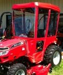 Mahindra Tractor Cabs and Cab Enclosures- fits 3535, 4035, 5035 models